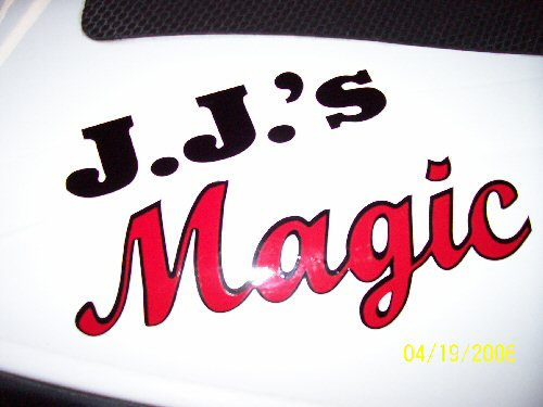 Tennessee Bass Guides sponsor J.J.s Magic