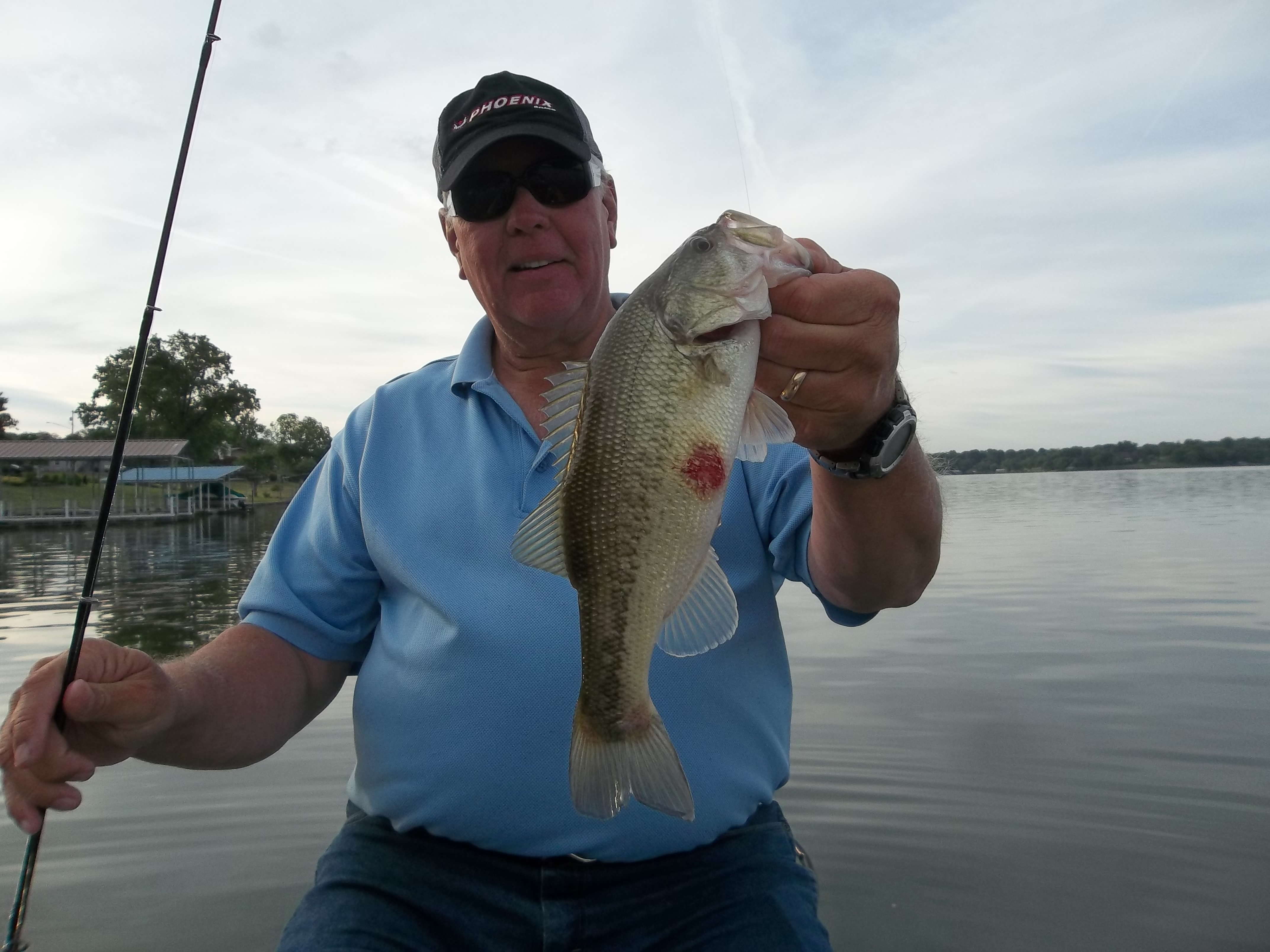 Old hickory 5 14 2015 tennessee bass guides for Old hickory lake fishing